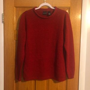 Red Bobbie Brooks Sweater